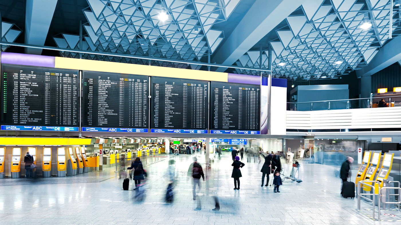 What airport wayfinding can teach TC practitioners